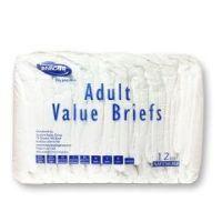 Invacare Value Series Adult Briefs - Medium