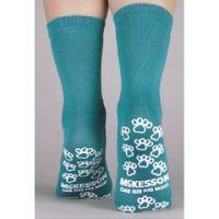 McKesson Paw Prints Performance Slipper Socks