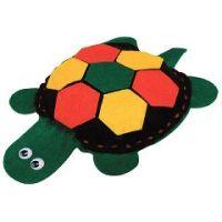 Allen Diagnostic Module Felt Turtle, Pack Of 6 - Allen Diagnostic Module Felt Turtle, Pack Of 6 - Pack of 1