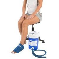 Foot Cuff Only - Medium - For Aircast Cryocuff System - Foot Cuff Only - Medium - For Aircast Cryocuff System