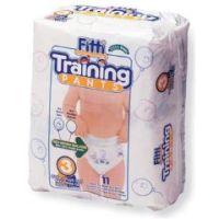 Medline - FITTI Child Training Pants - Large 32 - 40lbs - Bag of 15