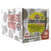 Lenny & Larry's All-Natural Complete Cookie - Lemon Poppyseed - Pack of 12