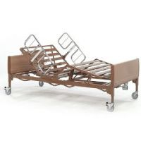 Invacare Homecare Bariatric Full Electric Bed  - Each