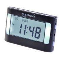 Serene Innovations VA3 Vibrating Travel Alarm Clock - Serene Innovations VA3 Vibrating Travel Alarm Clock