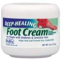 Deep Healing Foot Cream - 4oz - Each