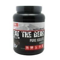 Eat The Bear Grizzly Pure Isolate - Chocolate - Each