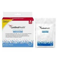 """Cardinal Health Instant Cold Pack, Large, 6"""" x 9"""",  2 count - EMPTY DATA FOR SKU"""