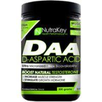 Nutrakey D-Aspartic Acid - Unflavored - Each