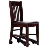 Royal EZ Mobility Assist Chair - Mahogany Wood Frame - Each