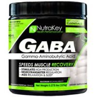Nutrakey GABA - Unflavored - Each