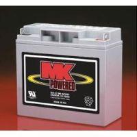 MK 12 Volt - 18 AMP Sealed Light Duty AGM Battery - Each