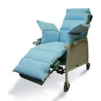 NYOrtho Geri-Chair Comfort Seat Antimicrobial Water-Resistant