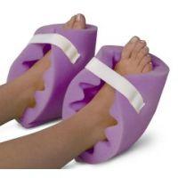 Convoluted Foam Heel Protectors - 1 pair