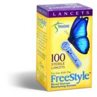 FreeStyle Sterile Lancets - Box of 100