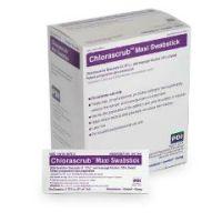 Chlorascrub Swabstick 1.6mL - Skin Prep - Each