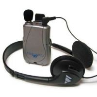Williams Sound Pocketalker Ultra Personal Sound Amplifier with Deluxe Folding Headphone H21 - Williams Sound Pocketalker Ultra Personal Sound Amplifier with Deluxe Folding Headphone H21