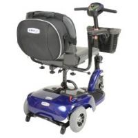 Power Mobility Oval Bag - Power Mobility Oval Bag