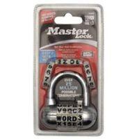 Master Lock Fusion Password Lock - Each