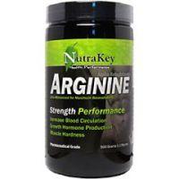 Nutrakey Arginine Strength Performance Supplement 500 gram - Each