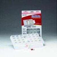 Aculife Deluxe Pill Organizer - Each