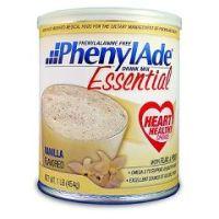 PhenylAde Essential Drink Mix - Orange Creme, 16oz Powder - Each