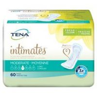TENA Intimates Adult Disposable Moderate-Absorbent Bladder Control Pad, 12 Inch Length