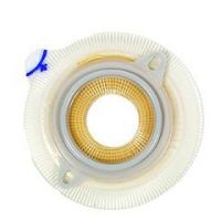Assura Non-Convex Extra-Extended Wear Skin Barrier Flange with Belt Tabs