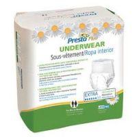 Presto Plus Protective Underwear