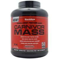Muscle Meds Carnivor Mass - Chocolate Fudge - Each