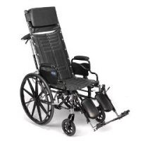 "Invacare Tracer SX5 Recliner Wheelchair - 16""x16"" - Each"