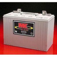 MK 12 Volt - 98 AMP Heavy Duty Gel Battery - Each