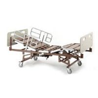 Bariatric Bed - Full Electric- with Half Rails 750 lb. Capacity