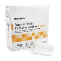 McKesson Retainer Dressing, Size 9 - Size 9 - Box of 1