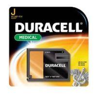Duracell Alkaline Battery J 6 Volt - Medical Battery - Case of 6