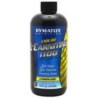 Dymatize Liquid L-Carnitine 1100 - Lemonade - Each