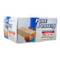 PURE PROTEIN Pure Protein Bar - Greek Yogurt Strawberry - Pack of 6