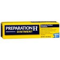 Preparation H Hemorrhoid Ointment - Each