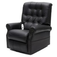 Neptune Luxury Lift Chair | 100% Genuine Leather | Infinite Positions
