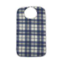 "Lifestyle Flannel Bib - Large 27.5"" x 16.5"" Lifestyle Flannel Bib"