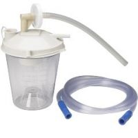 800cc Disposable Suction Canister Kit - Each