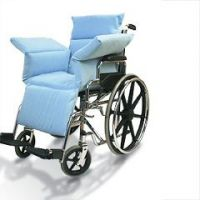 NYOrtho Wheelchair Comfort Seat Antimicrobial Water-Resistant