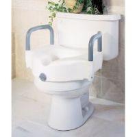 Locking Raised Toilet Seats - Each