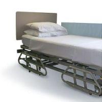 NYOrtho Bed Rail Pads - 1'' x 11'' x 69'' - 1 pair