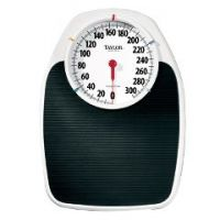 Taylor Large Dial Scale - 330lbs Support - Each