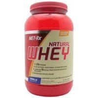 MET-Rx Natural Whey - Vanilla - Each