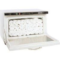 Hot Towel Cabi W /UV Sterilizer + 24 Free Washcloths