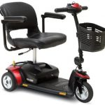 Go-Go Travel Electric Mobility Scooter