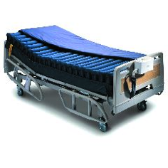 Therapeutic Support Surfaces – From Pressure Pads to Low Air-Loss Mattresses