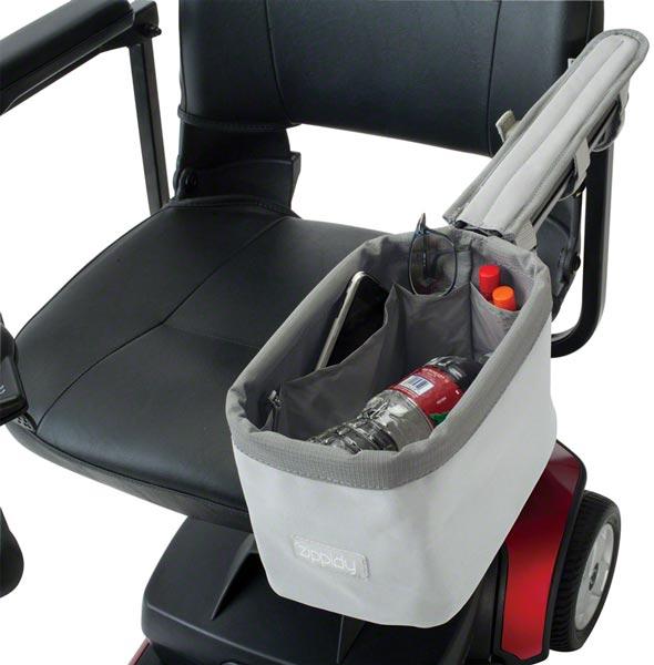 Wheelchair Storage on the Go!