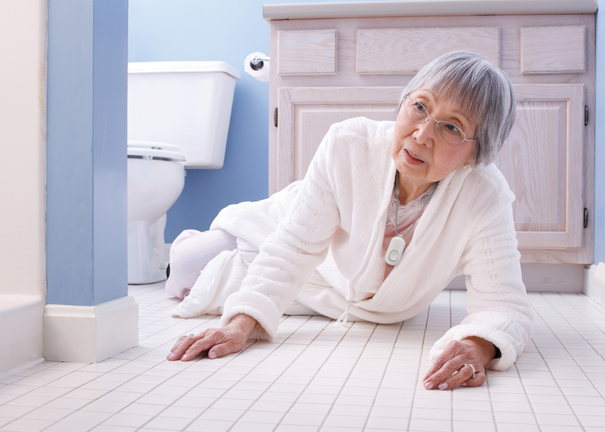 Bathroom Safety Products to Help Prevent Falls